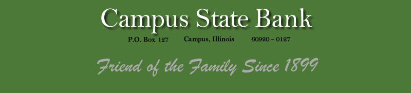 Online Campus State Bank